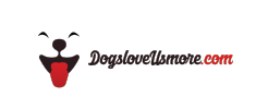 Dogs Love Us More Logo